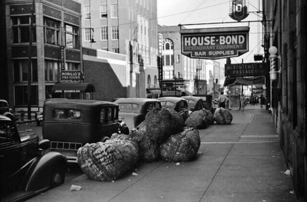 Ретро-фотографии: повседневная жизнь СШАв1938-1941 годах