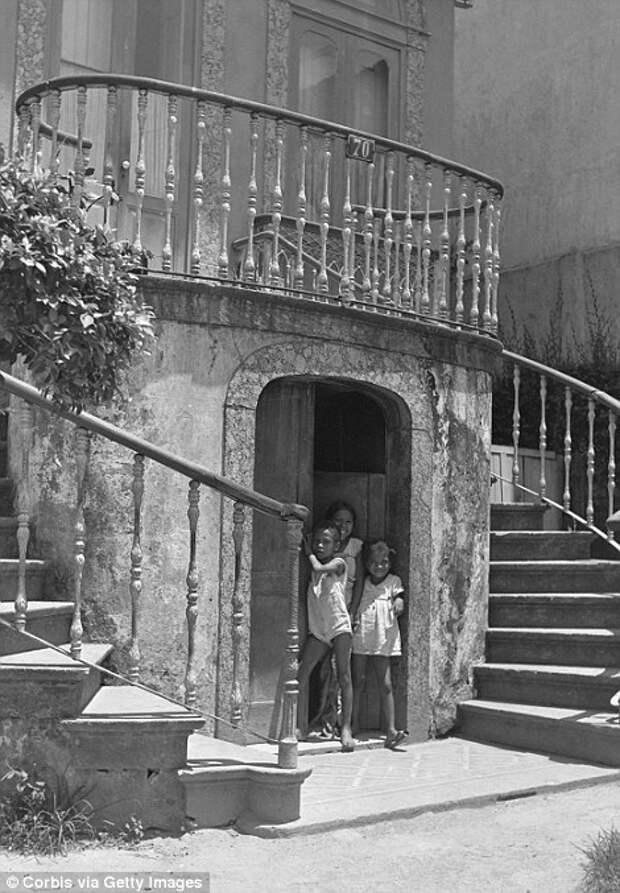 Рио-де-Жанейро в 1940-х