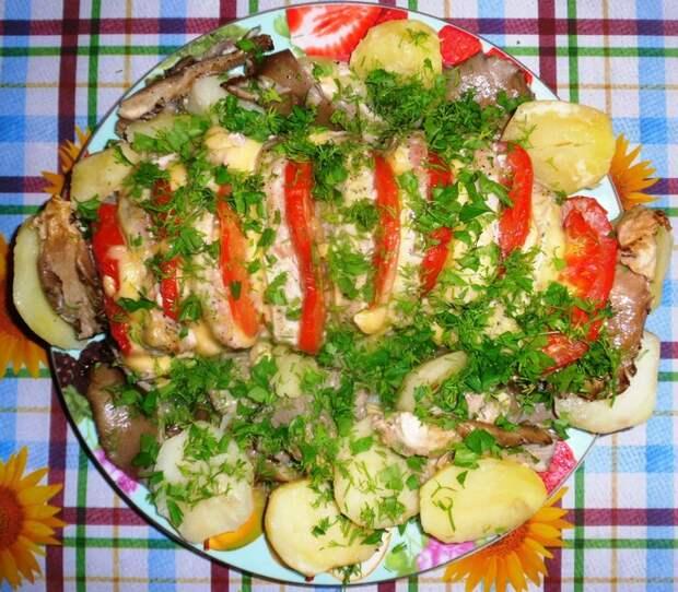 Свинина «Гармошка» Рецепт, Кулинария, Видео рецепт, Свинина гармошка, Вторе блюда, Мясо, Видео, Длиннопост
