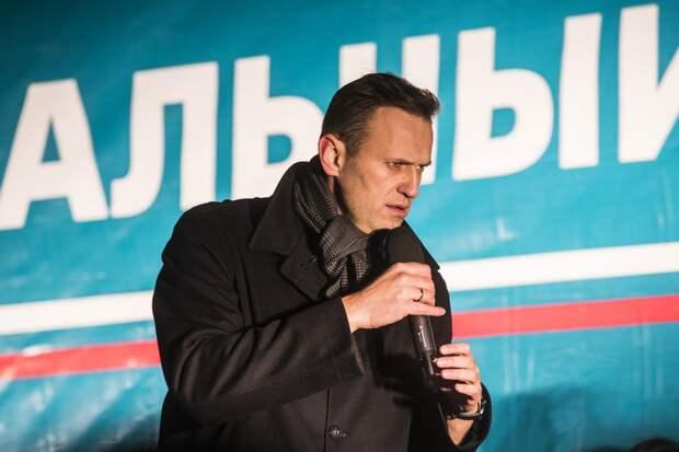 Реакция на выздоровление Навального