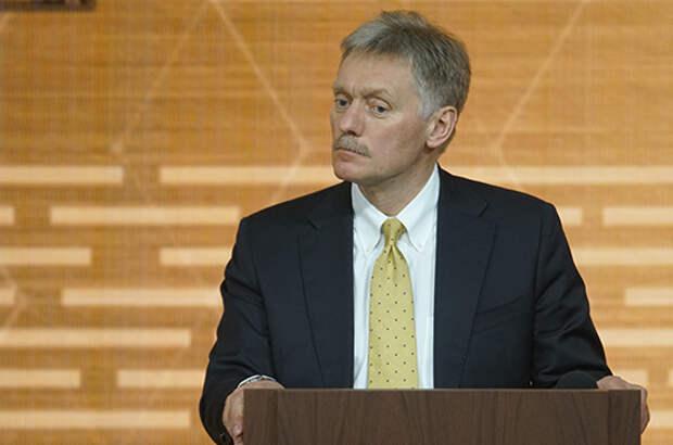 В Кремле высказались о нападках на Белоруссию и Россию