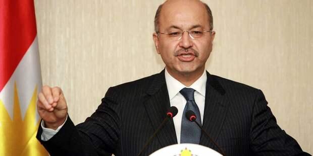 Президент Ирака принял решение уйти в отставку