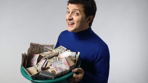 Зеленский растрясет на денежки олигархов ради восстановления Донбасса и страны