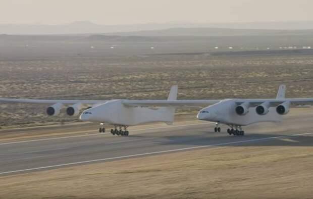 Сворачивается проект самого большого самолёта в мире
