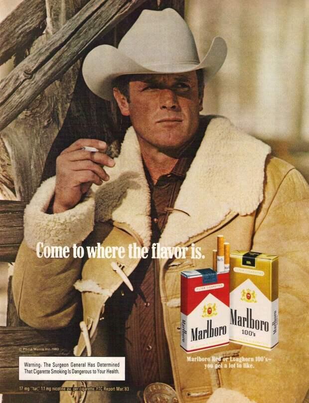 5 фактов о ковбоях из рекламы «Мальборо», которые умерли из-за курения