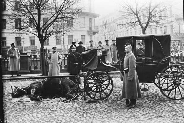 История одной фотографии: ограбление кареты казначейства в 1906 году