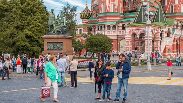 Власти Москвы оценили темпы развития туристического сервиса Russpass
