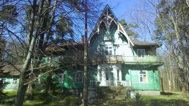 Туристический комплекс планируют построить на месте «Дачи Кинга» в Зеленогорске