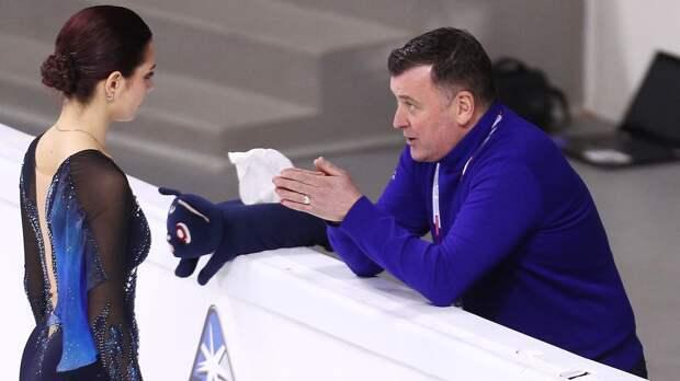 Почему тренер Медведевой Орсер лучший в прошедшем сезоне фигурного катания