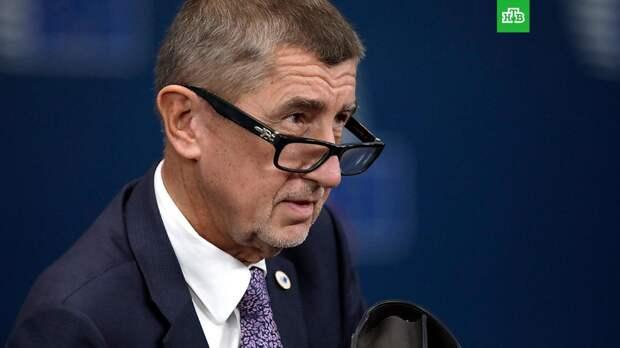 Премьер Чехии попросил страны ЕС выслать «хотя бы по одному» российскому дипломату