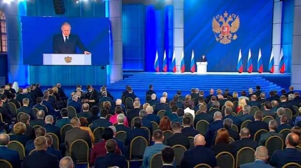 Вокруг России крутятся шакалы: президент анонсировал жесткий ответ на хамство Запада