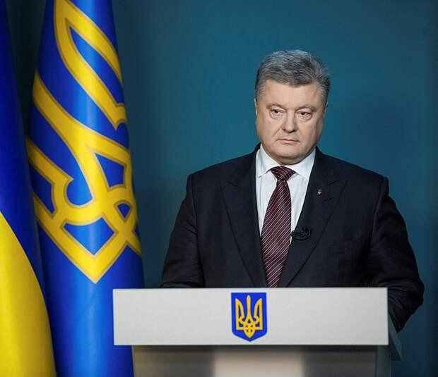 Удары на президента Порошенко будут продолжаться, и ему надо будет разобраться, с кем он Фото: REUTERS