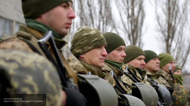НАТО не желает поставлять оружие на Украину из-за воровства и коррупции в ВСУ
