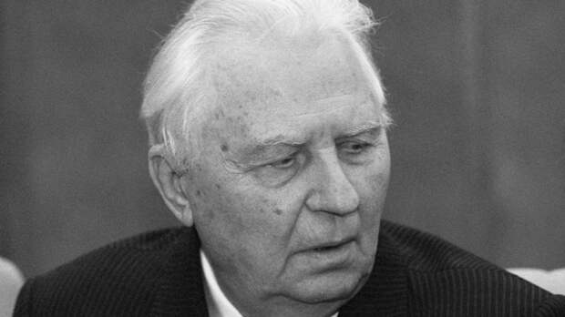 Умер экс-секретарь ЦК КПСС Егор Лигачёв