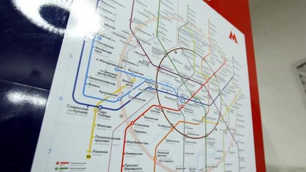 """Упавшая на пути женщина сломала ногу на станции метро """"Тульская"""" в Москве"""