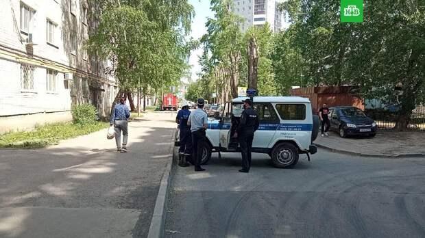 Казанскую школу эвакуировали из-за письма от «сообщника» Галявиева
