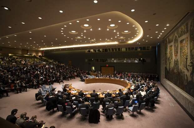 США заблокировали резолюции СБ ООН по эскалации между Палестиной и Израилем