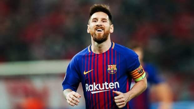 Месси повторил рекорд Хави по количеству матчей за «Барселону»