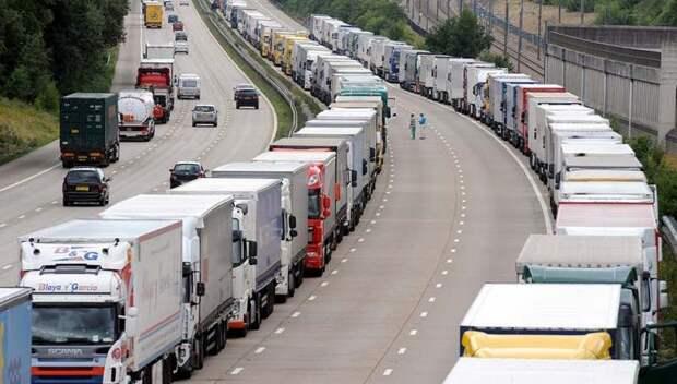 Ограничения ЕС против Украины и Белоруссии ударили по литовскому транзиту