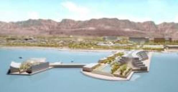 На Мертвом море построят 4 отеля на 1000 номеров