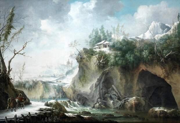 Фоски Франческо (Francesco Foschi), ок.1710-1780. Италия