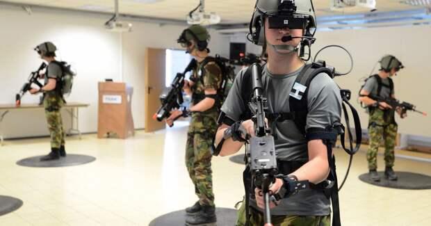 Российский комплекс «Аватар» будет тренировать военных используя гибридную реальность