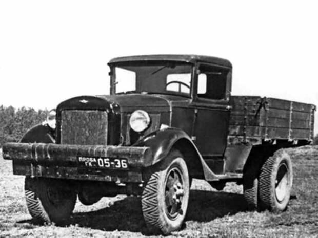 ГАЗ-62. Грузовик с неудачной судьбой