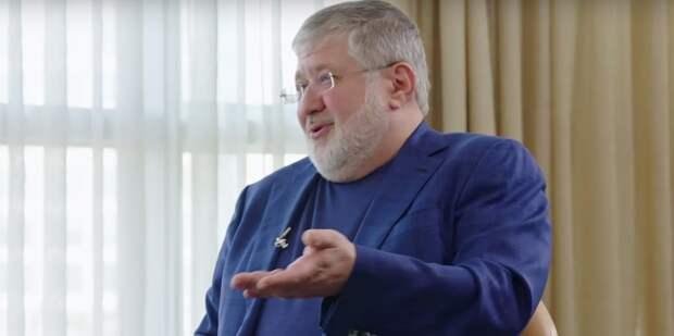 Коломойский: российские военные на Донбассе исполняют свой интернациональный долг