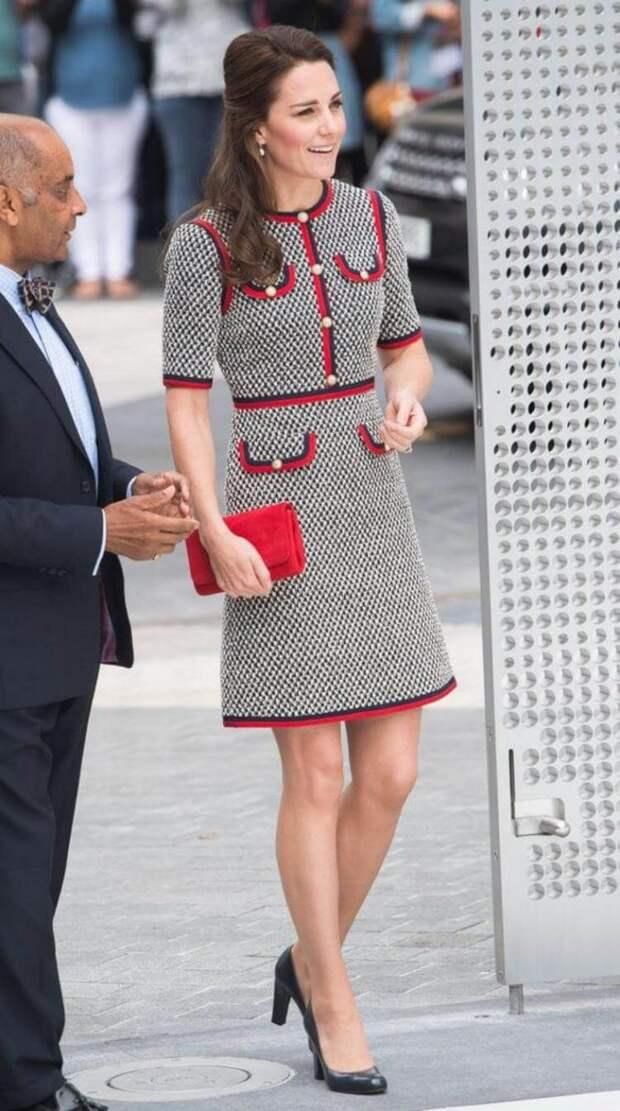 20 лучших платьев Кейт Миддлтон.