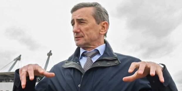 Харлашкин стал гендиректором «Метростроя»
