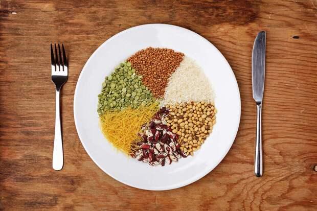 Содержание белка в продуктах питания