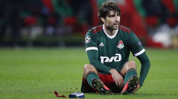 Защитник «Локомотива» войдет в тренерский штаб сборной Хорватии