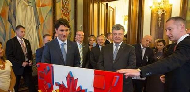 В Киеве заявили, что Канаду создали украинские колонисты