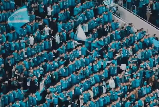 На домашних матчах «Зенита» могут быть организованы «бесковидные» сектора