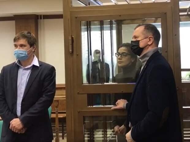 "Бывшему топ-менеджеру ""Интер РАО"" Карине Цуркан вынесли приговор по делу о шпионаже"