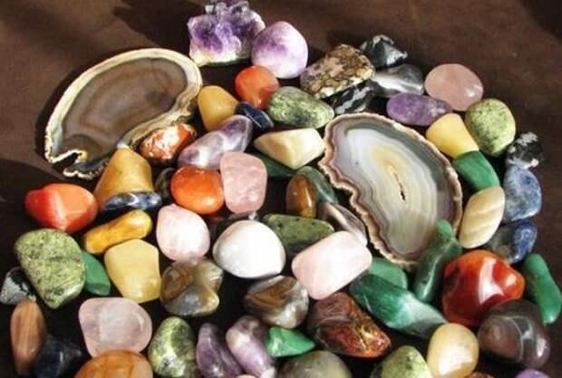 Камни-лекари и обереги