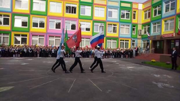 Школа на Угличской удостоена Гранта Мэра Москвы III-й степени