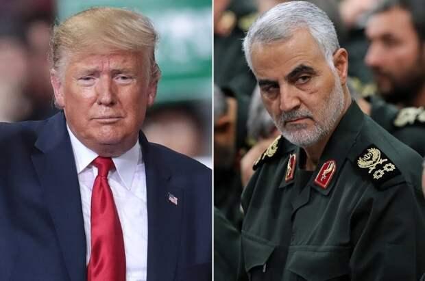 Ирак официально обвинил Трампа в убийстве Сулеймани
