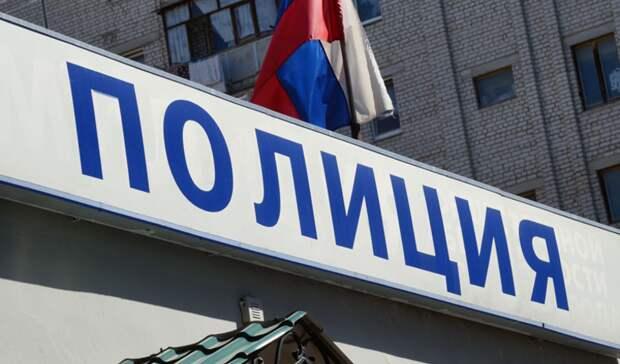 В Оренбурге в легковой машине обнаружили труп мужчины