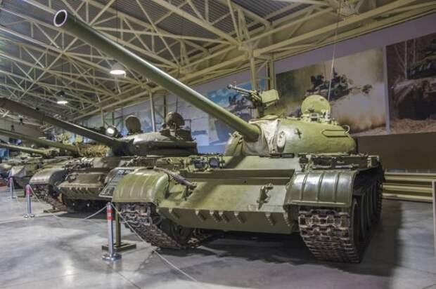 Т-54 иТ-34— самые массовые машины вистории войн, подсчитали вКанаде