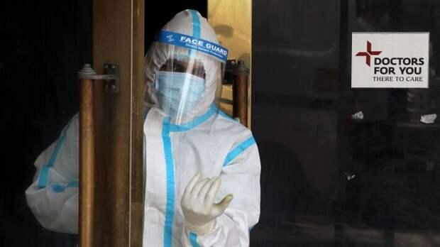 Ожидается, что вспышка коронавируса в Индии перераспределит потоки мировой торговли