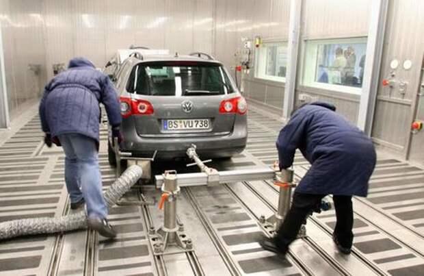 Дизельные модели Volkswagen оказались самыми чистыми в Европе