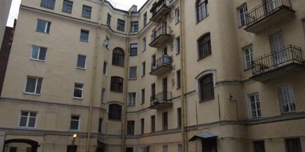 В «доме Путина» продают квартиру