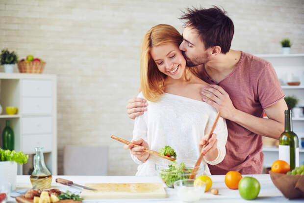 Семейный быт с мужем-поваром