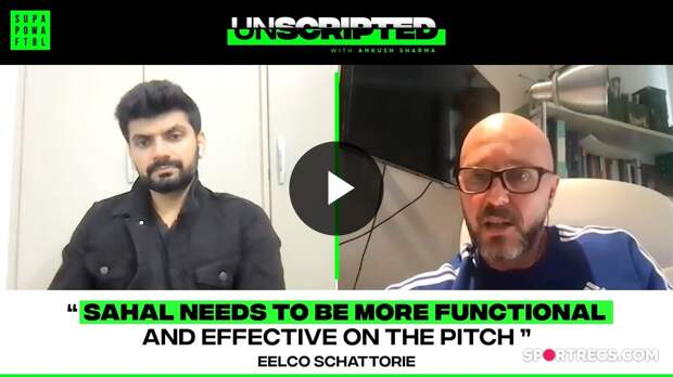 Eelco Schattorie thinks Sahal should be more 'Functional'!