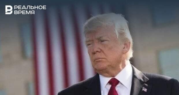 Трампа официально выдвинули кандидатом на пост президента США