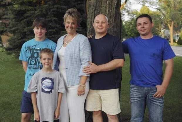 Судьба 12-летнего перебежчика из СССР Владимира Половчака