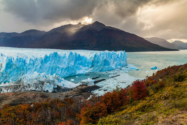 9 природных ландшафтов с удивительными цветами
