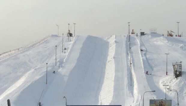 Постройка горнолыжного комплекса между Москвой и Подольском начнется в 2020 г