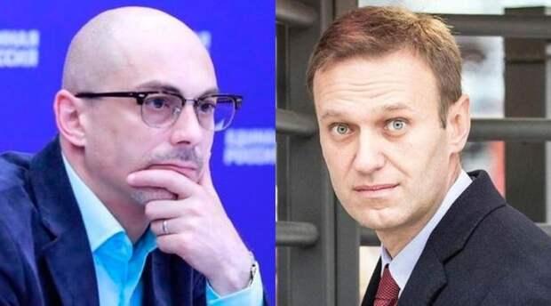 Гаспарян назвал три странных совпадения в истории с отравлением Навального